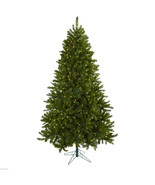 7.5' Windermere Christmas Tree with Clear Lights holiday home decor - $302.66