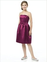 Dessy Junior Bridesmaid Dress JR 509......Ruby....Sz 8 JB - €58,68 EUR