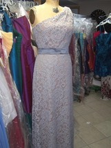 Dessy 2850......Bridesmaid / Formal Dress......Cappuccino / Stone....Sz 4 - $34.64