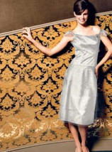 Dessy 2031..Bridesmaid Dress / Cocktail..Ivory....10 UK - €21,56 EUR