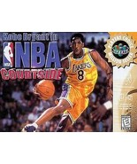 Kobe Bryant in NBA Courtside  nintendo 64 game only E - $4.01