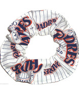 San Diego Padres Hair Scrunchie Scrunchies by S... - $6.99