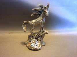 Vintage Spoontiques Fantasy Mythical Unicorn F... - $7.99