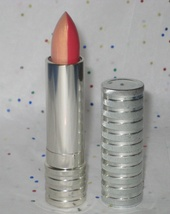 Clinique Lipstick Doubles in Pink Sparkle/Just Bright - Discontinued Color - $24.95