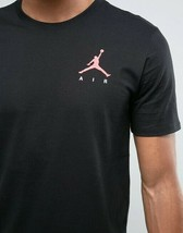 Nike Men's All Day Tee New Authentic Black/Red 823476-010 - $21.99