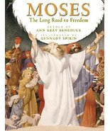 Gennady Spirin MOSES SIGNED Illustrator HC 1stED 2004 - $110.00