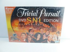 TRIVIAL PURSUIT DVD SNL EDITION SATURDAY NIGHT LIVE - $13.85