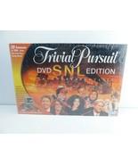 TRIVIAL PURSUIT DVD SNL EDITION SATURDAY NIGHT LIVE - $13.85
