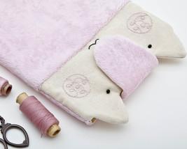 Pink iPad mini sleeve Cute iPad mini Case Cat k... - $29.00
