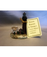 """Historic Beacons by Young's Currituck Beach Lighthouse 3"""" x 2""""  - $9.90"""