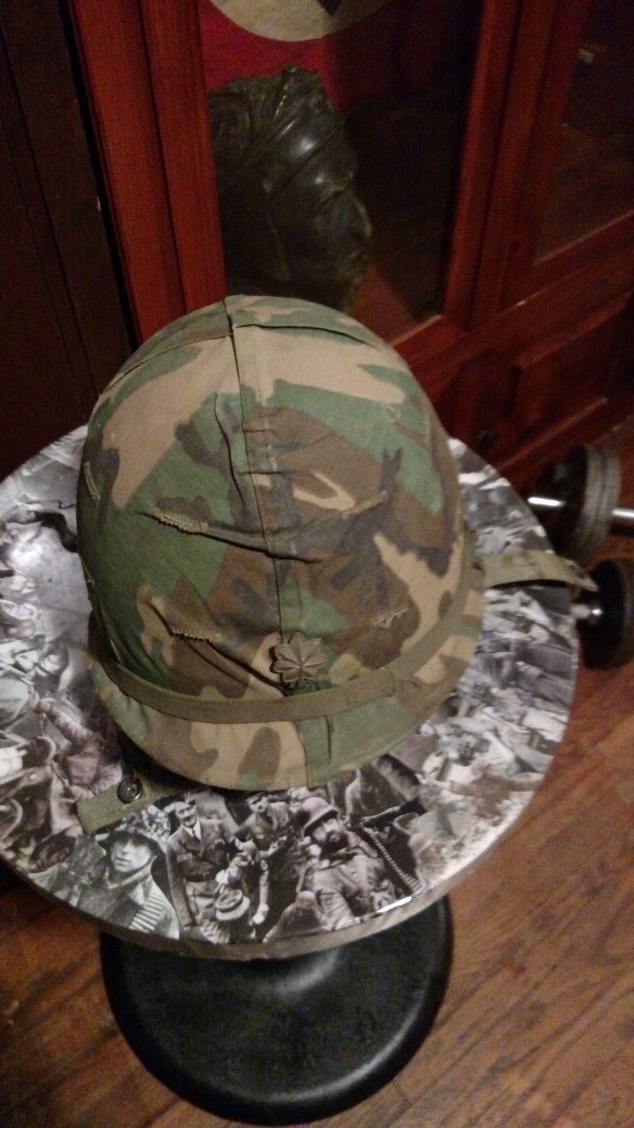 vietnam m1 helmet
