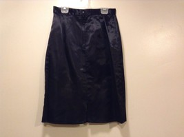 Great Condition Gunne Sax by Jessica McClintock Black 100% Acetate Skirt