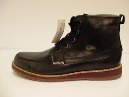 70edeb8fd4258 Lacoste Marceau 5 Men  39 s Casual Leather Boots size 10.5 us men -