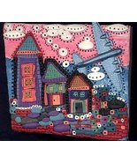 PLANE FLY me HOME Fimo Art Pin by Laurie Ann Moore OOAK - $73.99