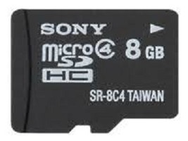 Sony 8 GB Memory Card - $7.99