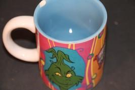 Dr Seuss How The Grinch Stole Christmas Coffee Mug Universal Studios Hol... - $12.19