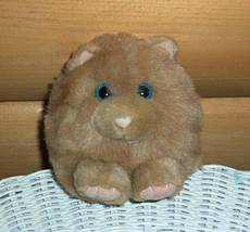 Puffkins CINNAMON Plush Kitty Cat Kitten Looking for Year Round Home & P... - $6.75