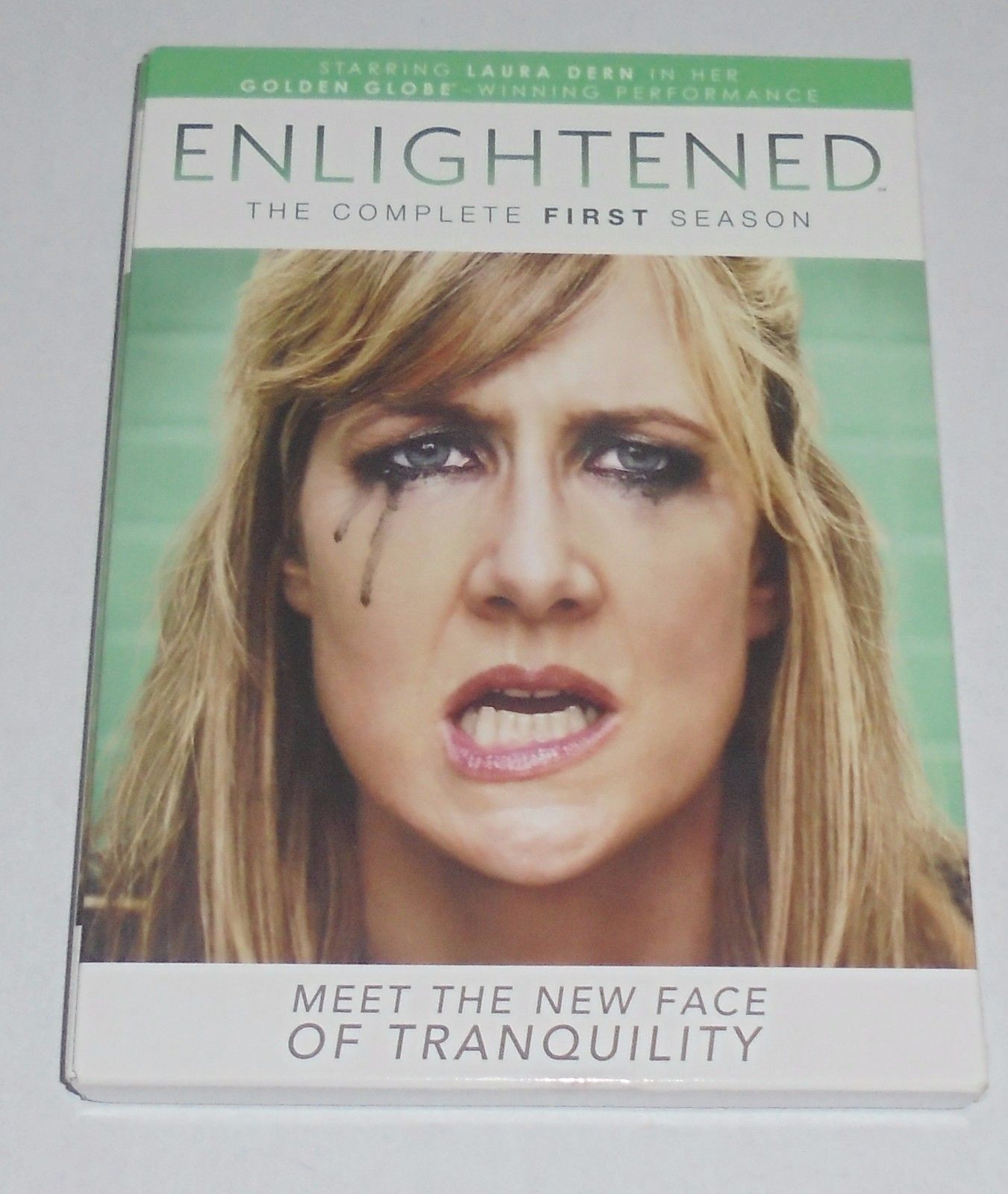Enlightened: The Complete First Season 1 (DVD, 2013, 2-Disc Set) TV Series