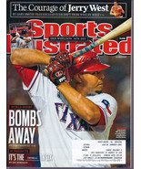Sports Illustrated Magazine October 24, 2011 World Series -Bombs Away - $1.75