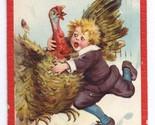97 brundage boy w turkey flapping thumb155 crop