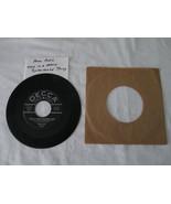 "7"" 45RPM 1950s Pop Single Record,Decca 9-29625 (88334) Four Aces - $3.99"
