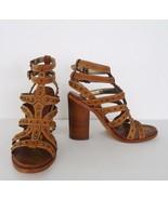 NIB Sam Edelman Keith Block Strappy Heels Ankle... - $84.10