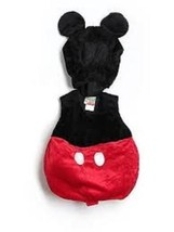 Disney Mickey Mouse Toddler Costume 6-9 Months (no gloves) - $28.42
