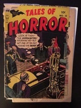 Tales of Horror (1952 Toby/Minoan) #12 3.0 GD/VG Good/Very Good Golden A... - $30.00