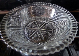 Clear Glass Bowl Serving Dish - $8.42