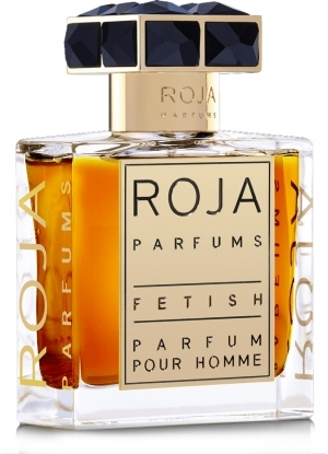 FETISH by ROJA 5ml Travel Spray LEATHER CARDAMOM CASTOREUM POUR HOMME PARFUM