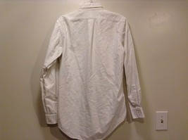 Great Condition Ralph Lauren 100% Cotton White Collared Button Up image 2