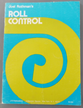 Roll Control - Rothman - Snare Drum Method - $6.00
