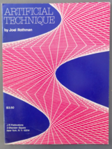 Artificial Techniques - Rothman - Snare Drum Method - $6.00