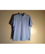 Brooks Brother pale blue polo tee - $33.66