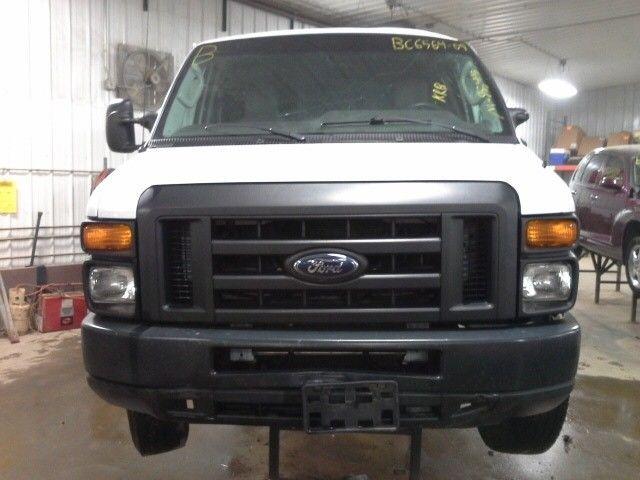 2009 Ford E350SD Van AC CONDENSOR