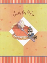 "Greeting Card Thanksgiving ""Just for You"" Here's Wishing You a Great..."" - $1.50"