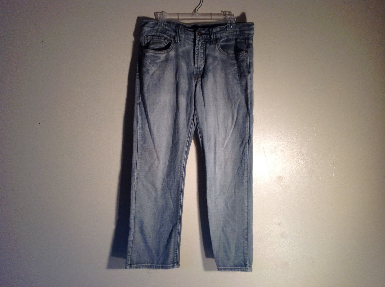 Urban Pipeling slim faded jeans