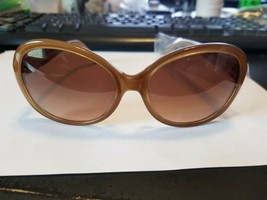 New Authentic Michael Kors MKS299 -222 Women's Jennah Round Cardamon Sunglasses - $61.38