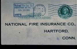 Stamps - U. S. 1 cent Post Card (1921) Martha Washington - $1.50