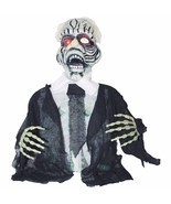 Zombie Grave Breaker Lights Up Halloween Yard Decor Graveyard Prop - €23,64 EUR