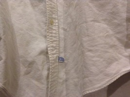 Great Condition Ralph Lauren 100% Cotton White Collared Button Up image 4