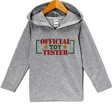 Custom Party Shop Baby's Toy Tester Christmas Hoodie 6 Months Months - $22.05