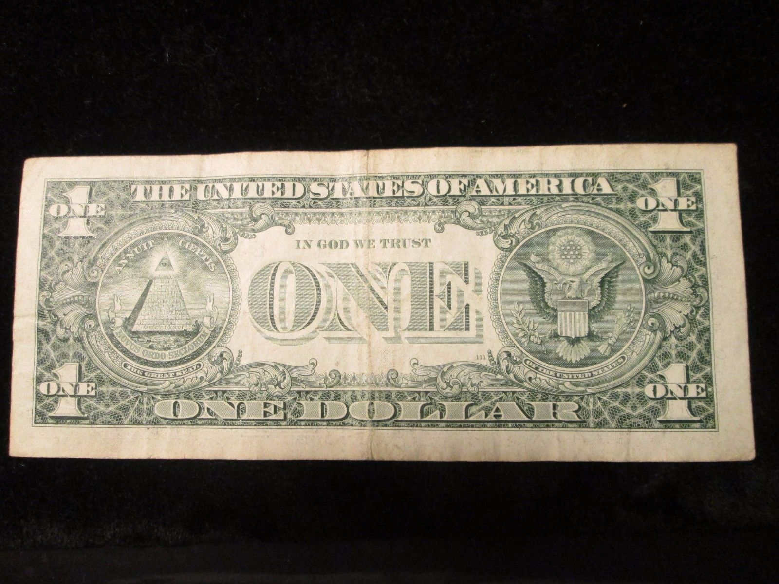 2003 Fed Reserve Bank of Richmond VA STAR Note Seal & Serial Off left with 3 9's