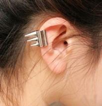 Punk Style Rivet Clip Earring(Color:Antique Bronze /Gold /Silver ) - $4.99