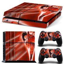 Son Goku Saiyan Warrior Dope Red Skin Decal for PS4 - $19.99
