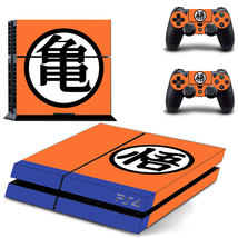 Dragon Ball Z Master Roshi Go Symbol Orange Skin Decal for PS4 - $19.99