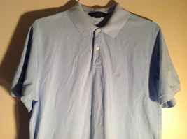 Brooks Brother pale blue polo tee image 3