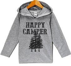 Custom Party Shop Kids Happy Camper Outdoors Hoodie 2T - $22.05
