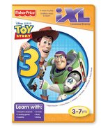Fisher Price iXL Learning System Software Toy Story 3 - $3.95