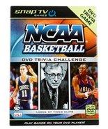 NCAA Basketball DVD Trivia Challenge [DVD] [2004] - $11.87